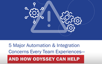 5 Major Integration Concerns and How Odyssey Can Help